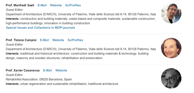 """Special Issue """"Architecture 3.0: Requirements, Materials and Systems for the Post-pandemic Construction"""""""