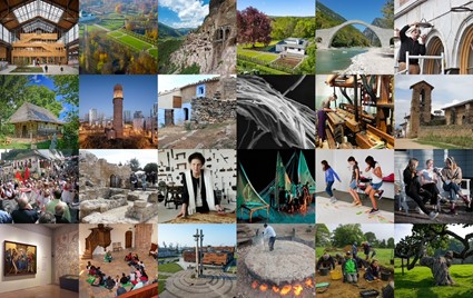 EUROPE'S TOP HERITAGE AWARDS HONOUR 24 EXEMPLARY ACHIEVEMENTS FROM 18 COUNTRIES