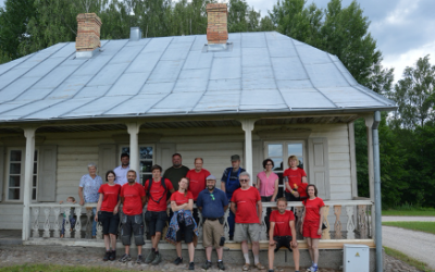 Training of Heritage Experts in the Open Air Museum of Lithuania