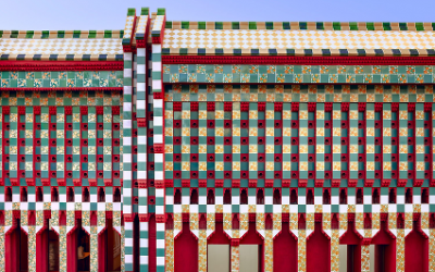 Casa Vicens (Barcelona), the first home by Gaudí, opens doors