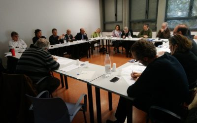 First meeting of the Smart Rehabilitation 3.0 Resonance group in Barcelona