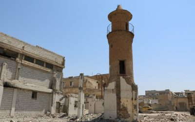 Emergency consolidation of the heritage of Raqqa (Syria)
