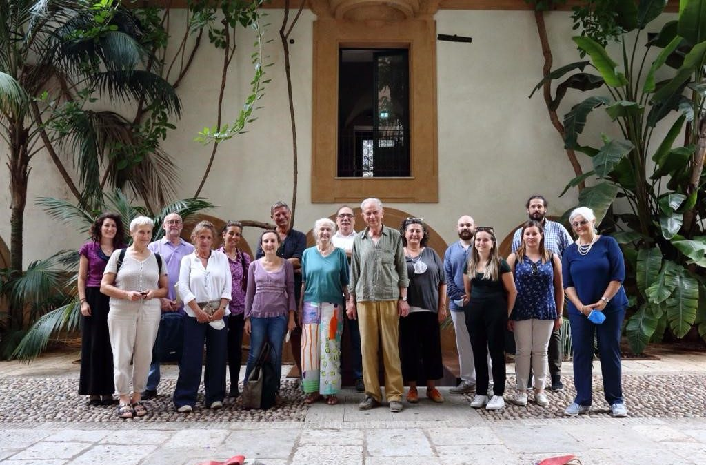 C6 – Short-term joint staff training in Technological innovation in heritage buildings restoration Smart Rehabilitation 3.0 held in Palermo